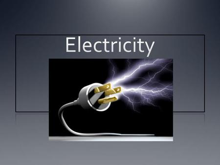 Electric Charges and Static Electricity Two types of charges are positive and negative. ( + - ) Static electricity is the build up of charges on an object.