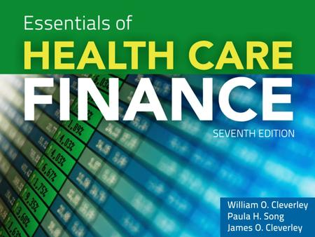 Chapter 6 Revenue Determination 5–3 Learning Objectives Define basic methods of payment for health care firms Understand the general factors that influence.