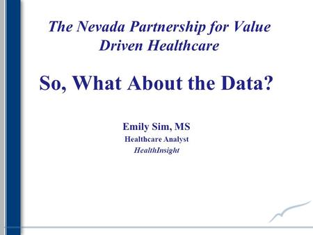 Health Care Delivery and Information Management - ppt download