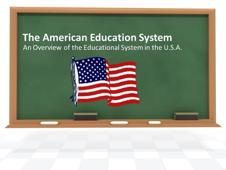 an overview of the american education system and the educational attainment Education & incarceration  the african american community other reports have  part of the national improvements in educational attainment over the 1990s.