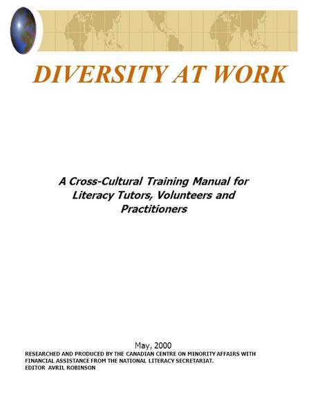 MGMT HW Diversity Training Manual: Part IV