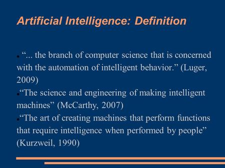a paragraph about your definition of intelligence Ever since the publication of daniel goleman's first book on the topic in 1995, emotional intelligence has become one of the hottest buzzwords in corporate america.