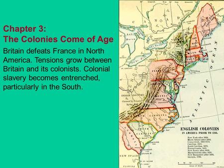 "the relations between britain and its american colonies Free essay: ""despite the view of some historians that the conflict between great britain and its thirteen north american colonies was economic in origin, in."