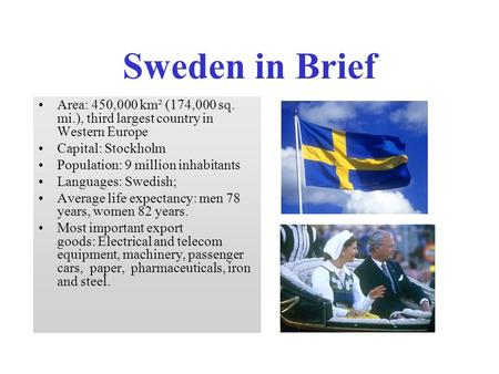 sweden country brief European union europa  about the  all eu member countries in brief countries using the  a country wishing to join the eu submits a membership application to.