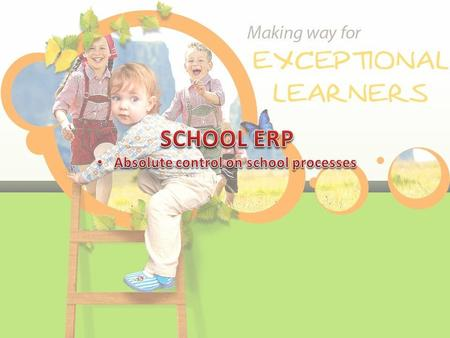 School ERP Admin Accounts Teacher Parent Live demo available on erp.ciits.in.
