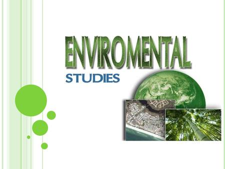 "E NVIRONMENT The term has been derived from French word – ""Environner"" which means ""to surround"". Initially, the term environment was used to describe."