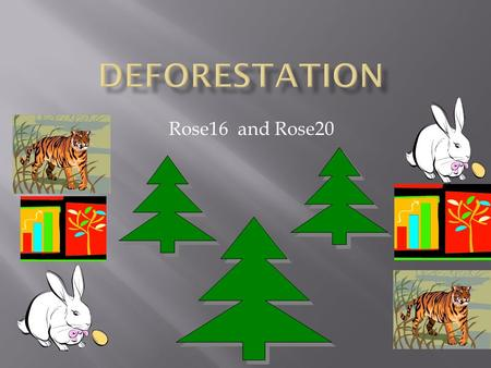 Rose16 and Rose20. MELISSAWORLD  Town  planet Trees People.