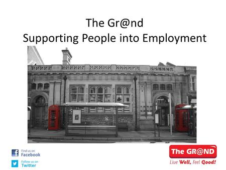 The Supporting People into Employment. The impact of employment on health Dhalgren and Whitehead.