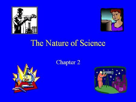Section 2.1: The Scientist's Mind