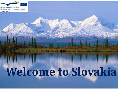 Welcome to Slovakia. Basic facts about Slovakia It is one of a few landlock countries and lies in central Europe, it is a small country, Slovakia is mainly.