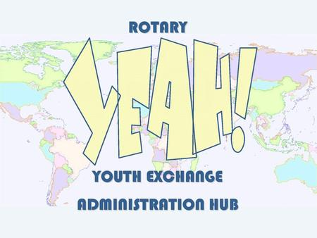 A YE/IT Foundation Involved in Rotary Youth Exchange since 1990 District/Multi-District Chair for 16 years Custom Software Developer since mid-1980's.