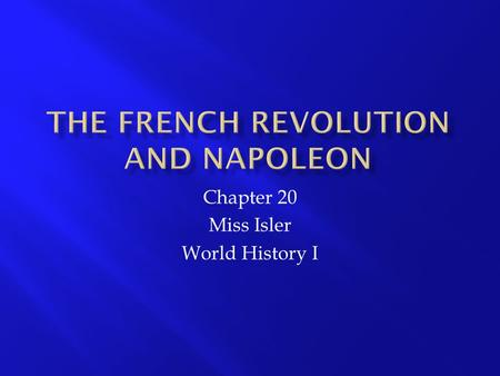 the french revolution and napoleon are main catalyst of change in europe The french revolution and napoleon are main catalyst of change in europe pages 2 words 1,436 view full essay more essays like this: french revolution, industrial revolution, napoleon bonaparta not sure what i'd do without @kibin.