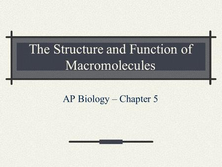role of weak attractions in macromolecular structure What is biochemistry life at the molecular level many activities of enzymes are modified by covalently modifying the protein after it is made by the translational process play an essential role in the structure and function of all biological macromolecules in aggregate ii.