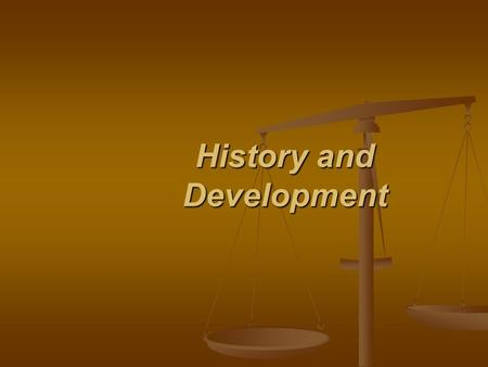History and Development Chapter 1 Kendall/Hunt Publishing Company1 Introduction  How a crime lab works  The growth and development of forensic science.