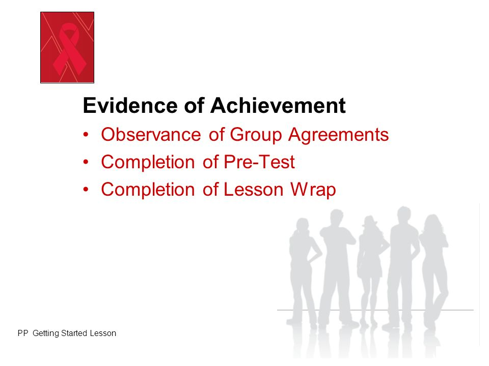 Take a Few Minutes to Complete Your Lesson Wrap Up End of Day One: PP Getting Stated