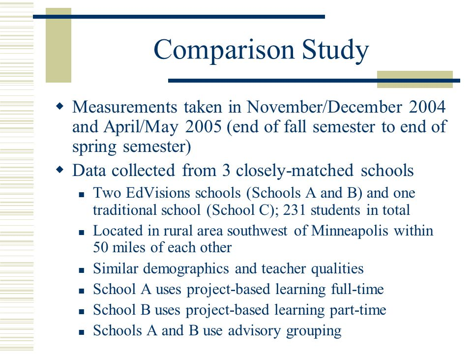 Comparing Environments Estimated Marginal Means from ANCOVA Comparisons Between Schools Variable School NABC Autonomy227 1.75 a.62 b -.91 c Teacher Personal Support229 4.16 a 4.09 a 3.27 b Teacher Academic Support229 4.47 a 4.44 a 3.80 b Peer Personal Support229 3.37 a,b 3.58 a 3.19 b Engagement228 9.94 a 8.14 a 4.34 b Hope230 50.24 a 49.97 a 47.50 a Note.