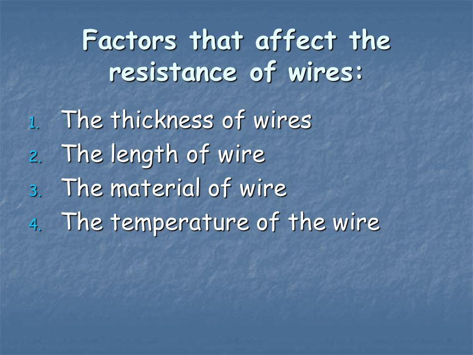 OHMS LAW George Ohm figured out a basic law for electricity V= Volts (electrical potential) I= Amperes (current) R= Ohms (resistance) V = I x R I = V / R R = V / I