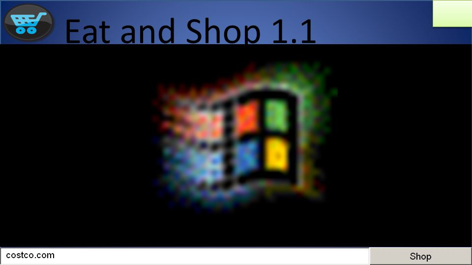 Eat and Shop 1.1