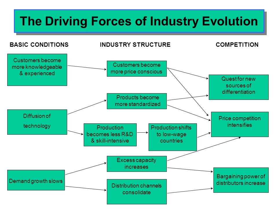 Industry Norms Firms in same industry develop a common body of knowledge and similar understandings.