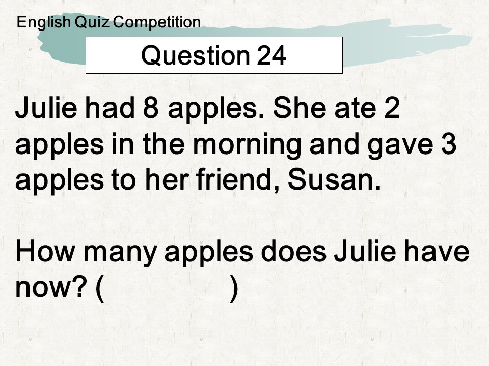 Question 25 It is a day that you were born.We celebrate this day every year.