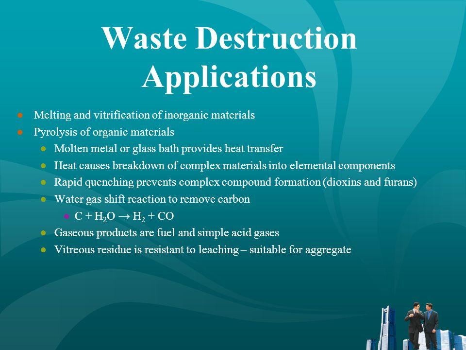 U.S. asbestos stockpile disposal