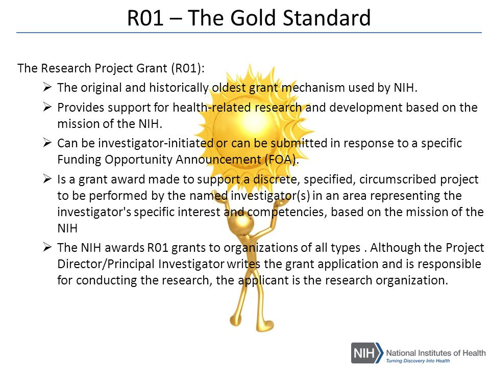 New Investigator Definition A Program Director or Principal Investigator (PD/PI) is considered a New Investigator if he/she has not previously competed successfully as a PD/PI for a significant independent NIH research grant.