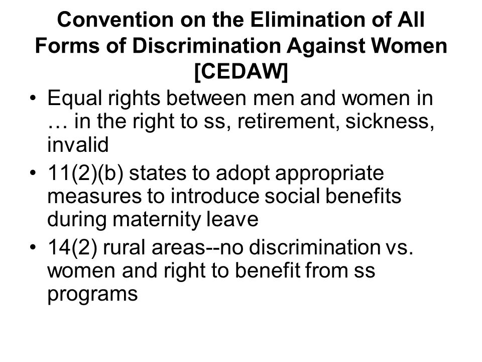 Principles Under IESCR progressive realization also implies that the state should generally avoid any deliberate regressive measures which reduce of the coverage of social security MCOs = minimum core obligation on states to ensure the satisfaction of, at the very least, minimum essential levels of each of the rights.