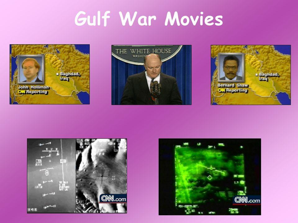 Gulf War Movies