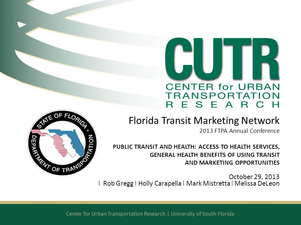3 Welcome & Introductions http://www.fl-exchange.com/  Florida Transit Marketing Network  Professional Development  Networking  Sharing