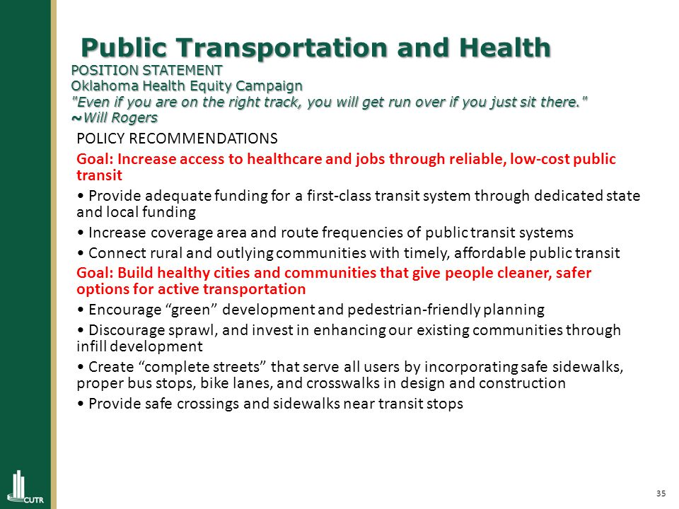 36 Do You Promote Access to Health Services.1 Examples.