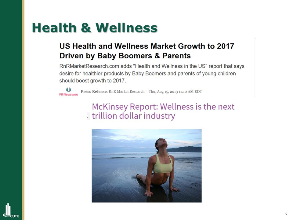 7 Health Issues / Industry / Products / PR
