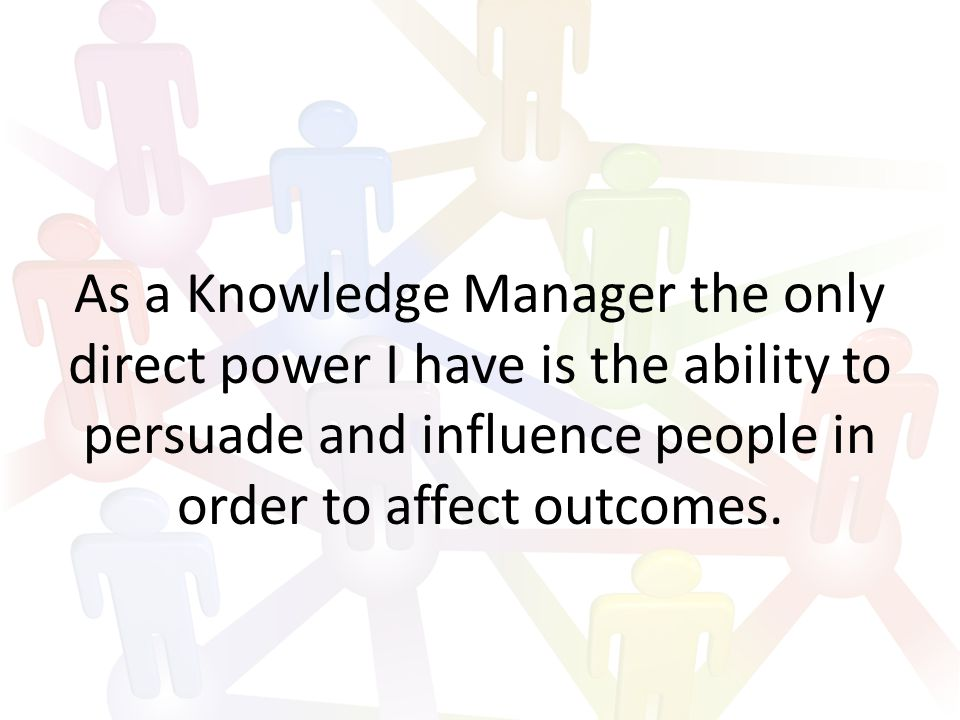 I will accomplish my mission by primarily utilizing Knowledge Transfer techniques and methodologies.