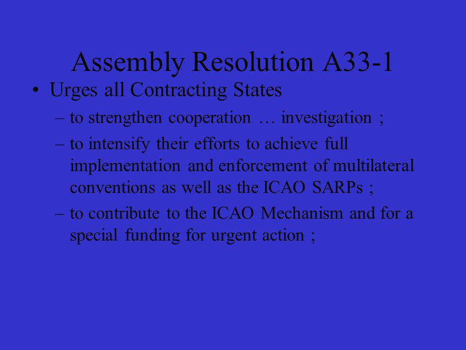 HIGH LEVEL MINISTERIAL CONFERENCE ON AVIATION SECURITY Montreal, 19 to 20 February 2002