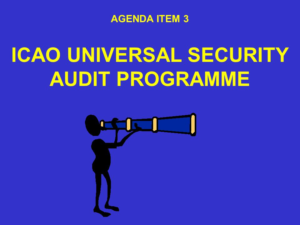 Scope of USAP Security