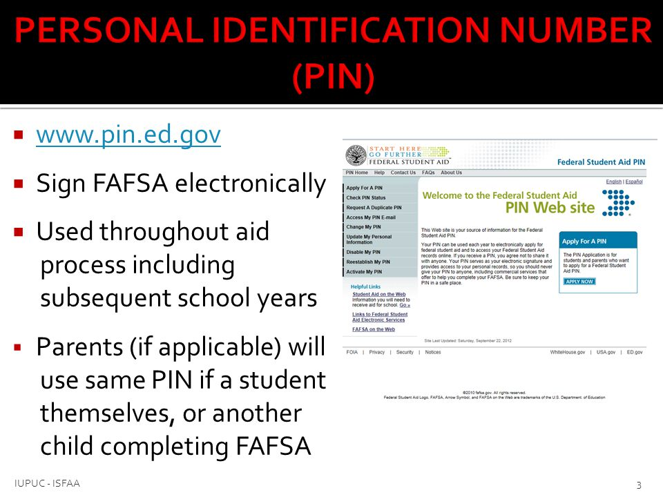 FAFSA submitted each year.21 st Century MUST complete every year even if not attending.