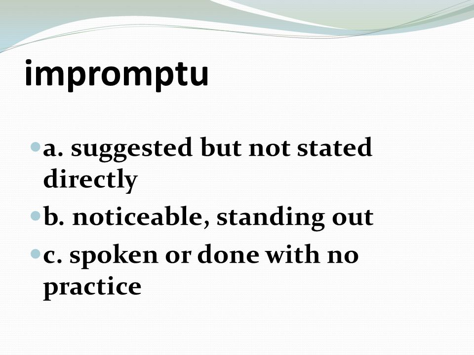 implement a. to add what is lacking or needed b. to carry out c. to treat with scorn or contempt