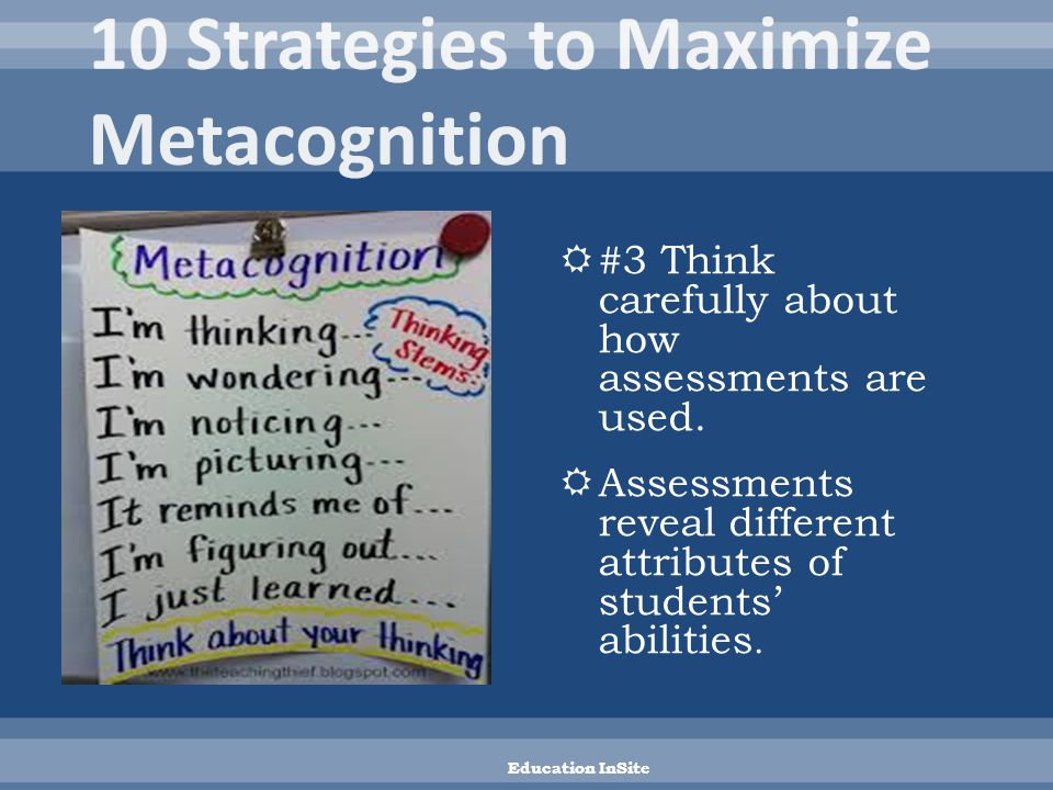  Re-visit portfolios. Implement tiered assessments where possible.