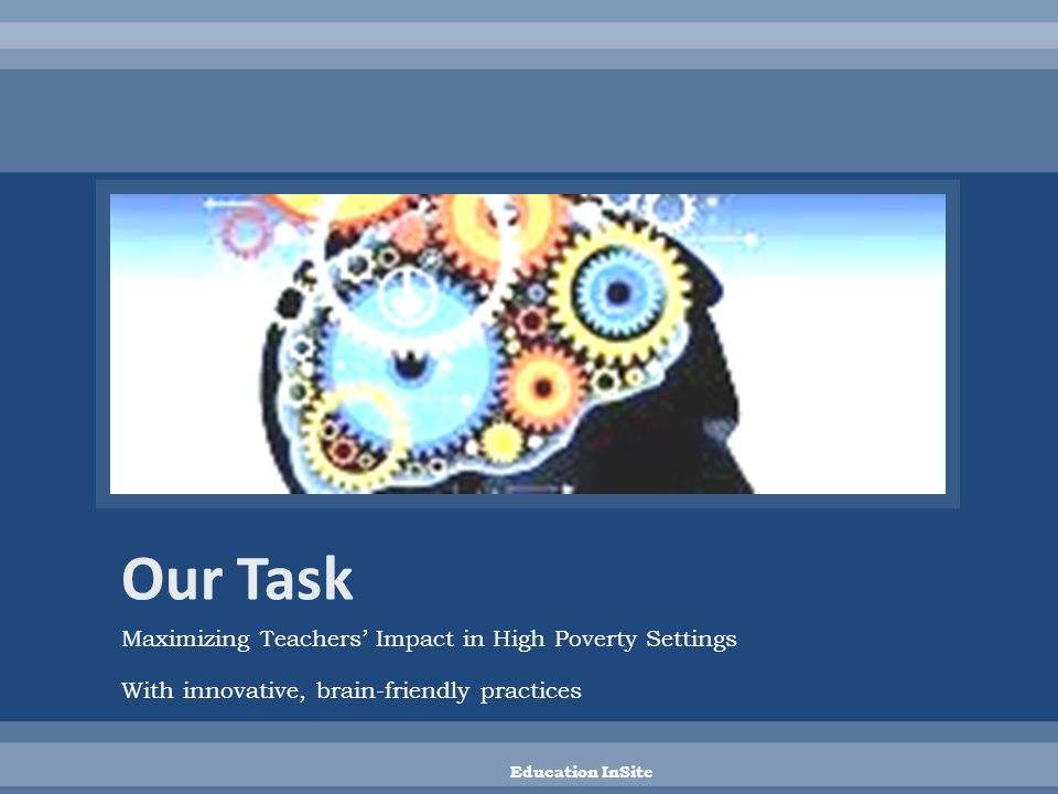 Creativity Capacity Complexity Education InSite