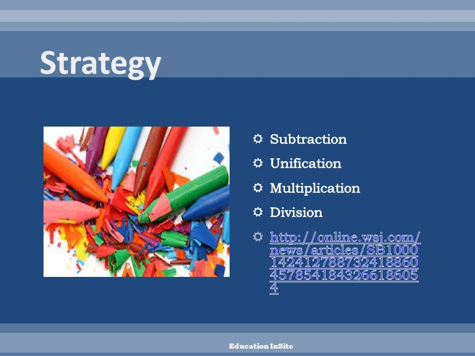 Implement the Fed-Ex Creativity model at the next faculty meeting.