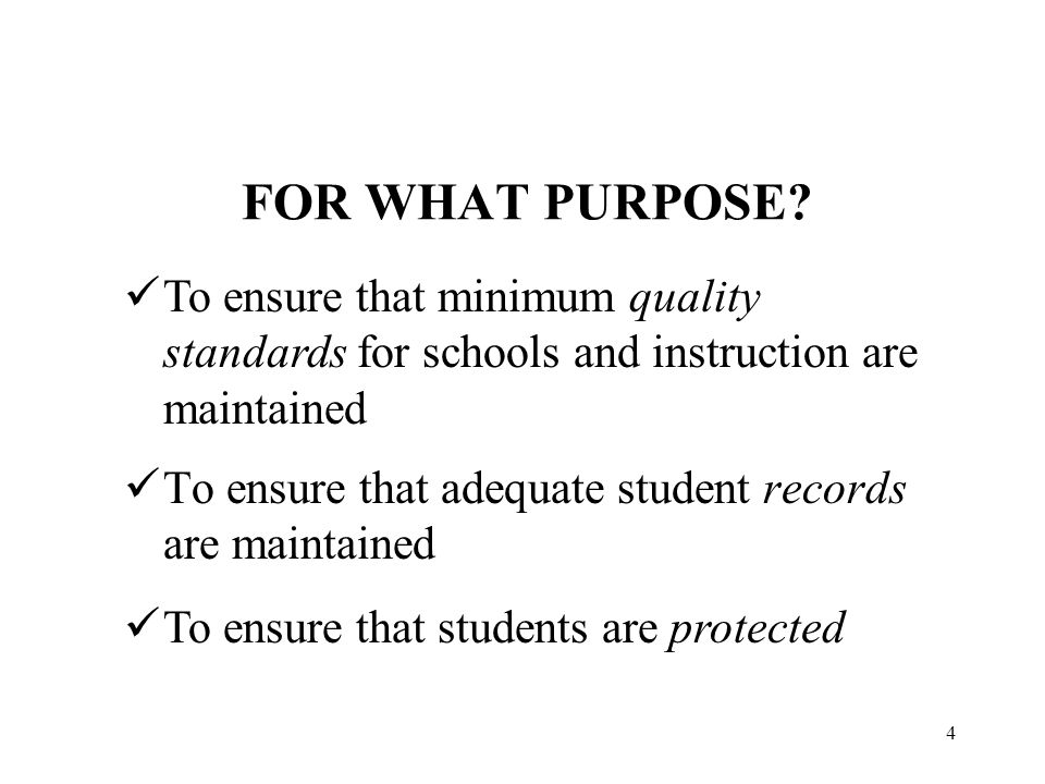 5 IN OTHER WORDS, MHEC helps to establish and maintain basic, minimum quality standards for all Maryland private career schools to assure that the approved job preparatory training being provided by those schools is of benefit to students …