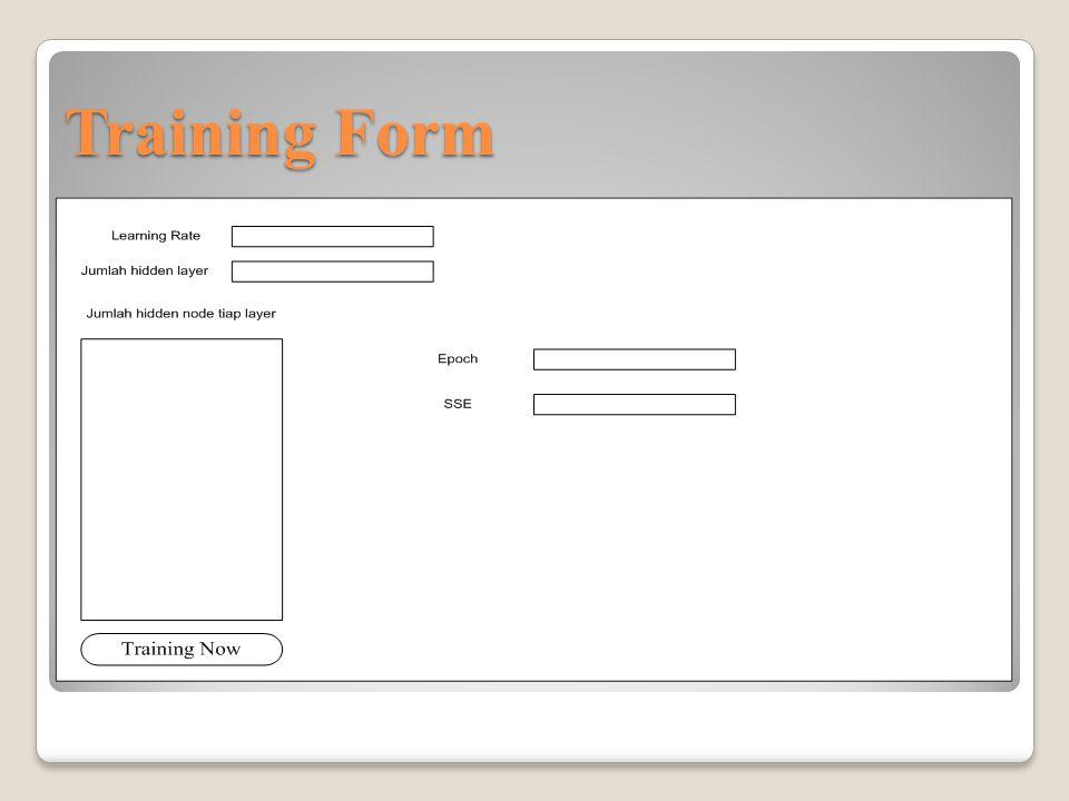 Recognize Form