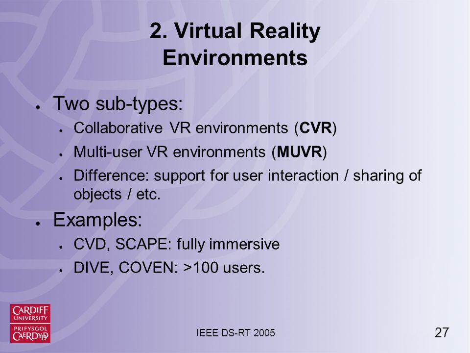 28 IEEE DS-RT 2005 3.