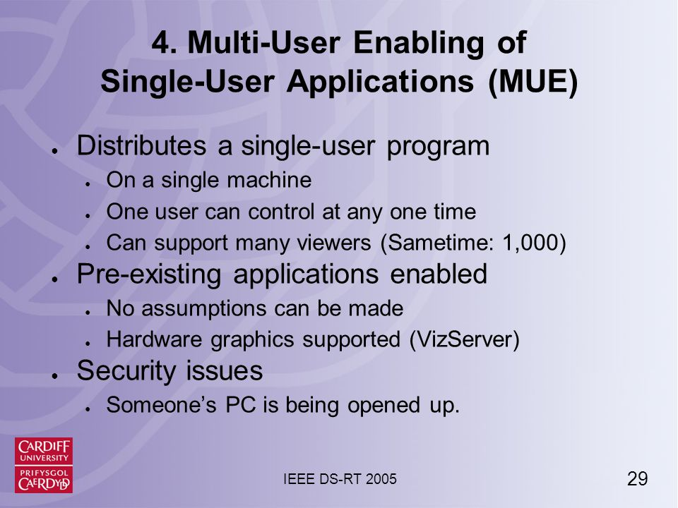 30 IEEE DS-RT 2005 5.