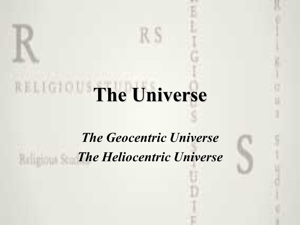 Ptolemy's Universe Ptolemy lived in Alexandria, Egypt, from approx.