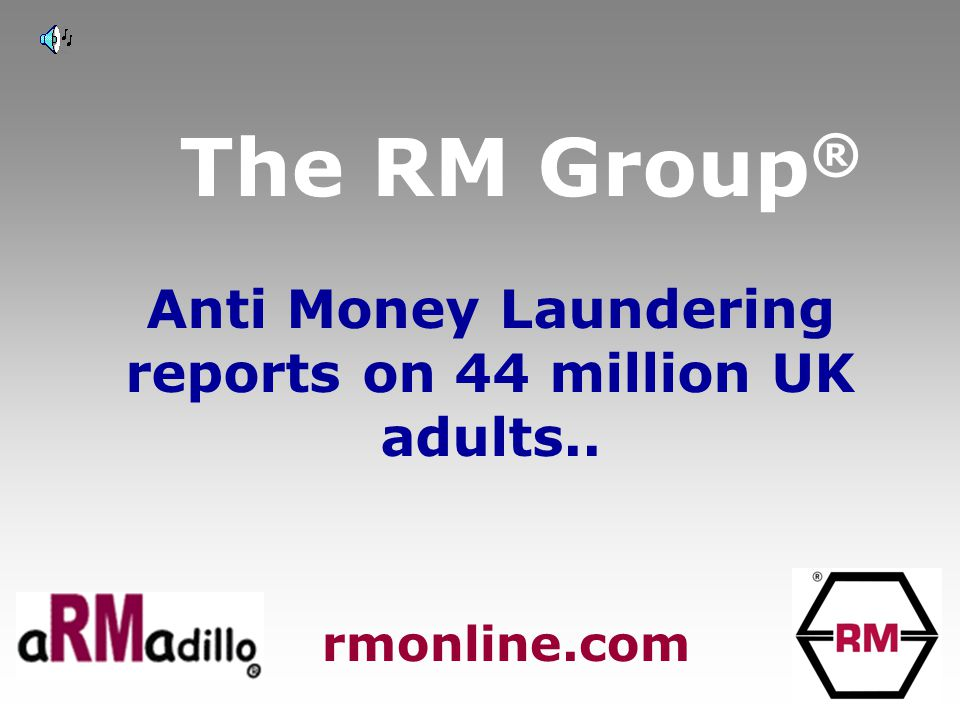 The RM Group ® Yes, you're there too !!!! rmonline.com