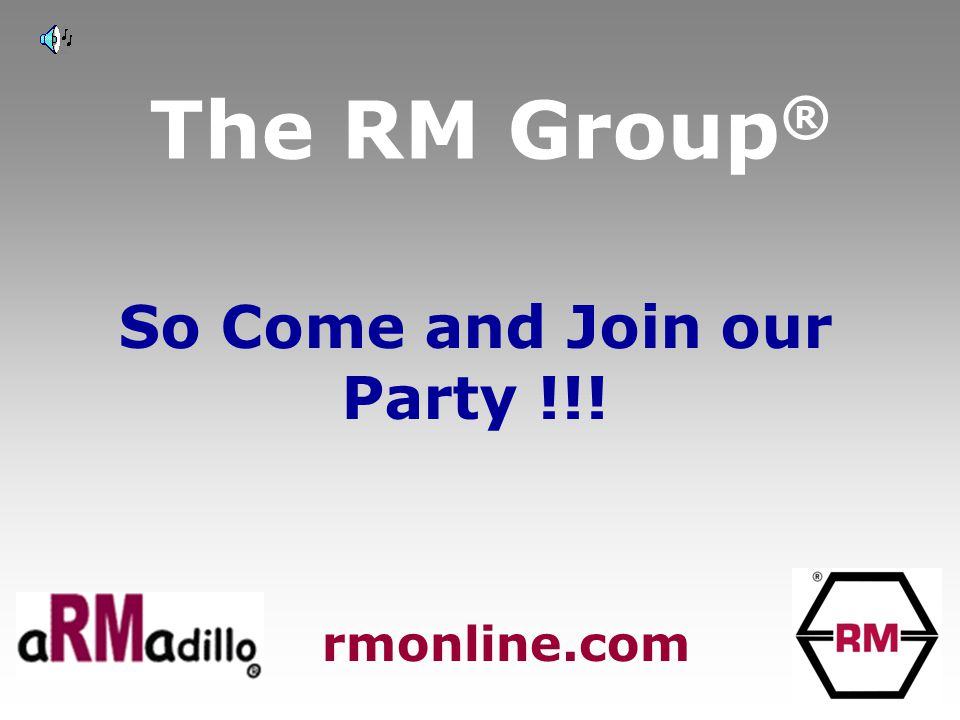 The RM Group ® rmonline.com