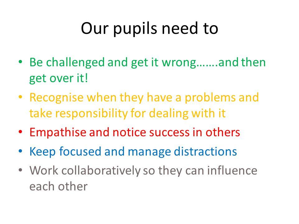 What do inspirational teachers do?