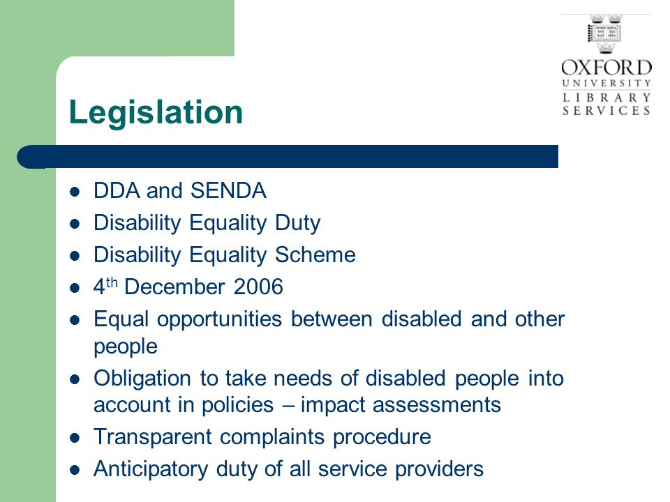 Definition of Disability 'A physical or mental impairment which has a substantial and long-term adverse effect on a person's ability to carry out normal day-to- day activities' Impairment.