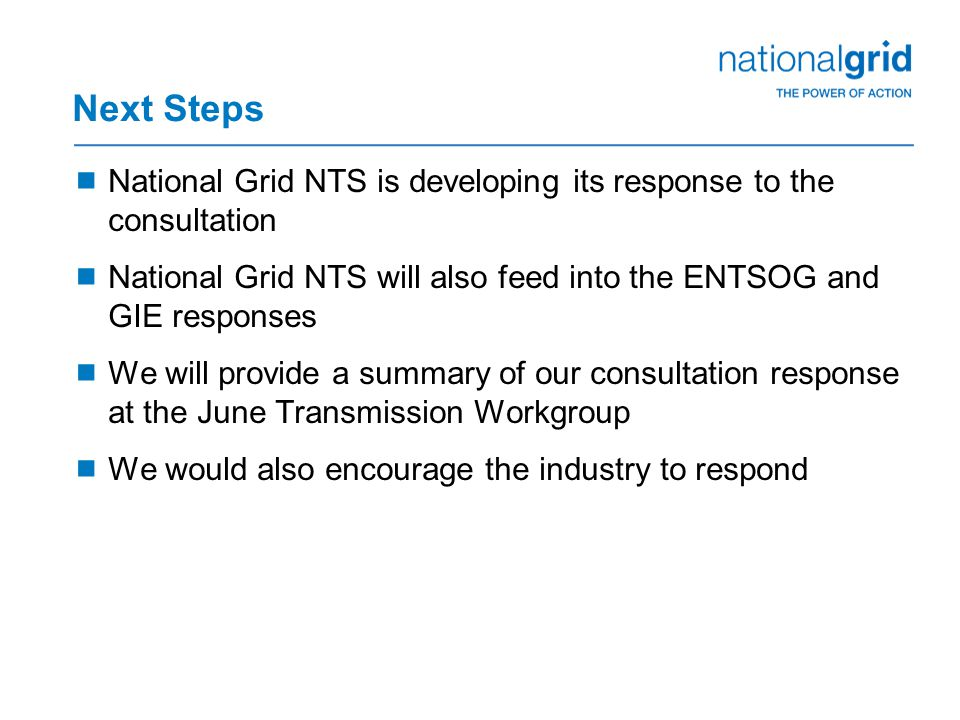 EU CAM Network Code and CMP Guideline Proposal Update Transmission Workgroup 5 th April 2012