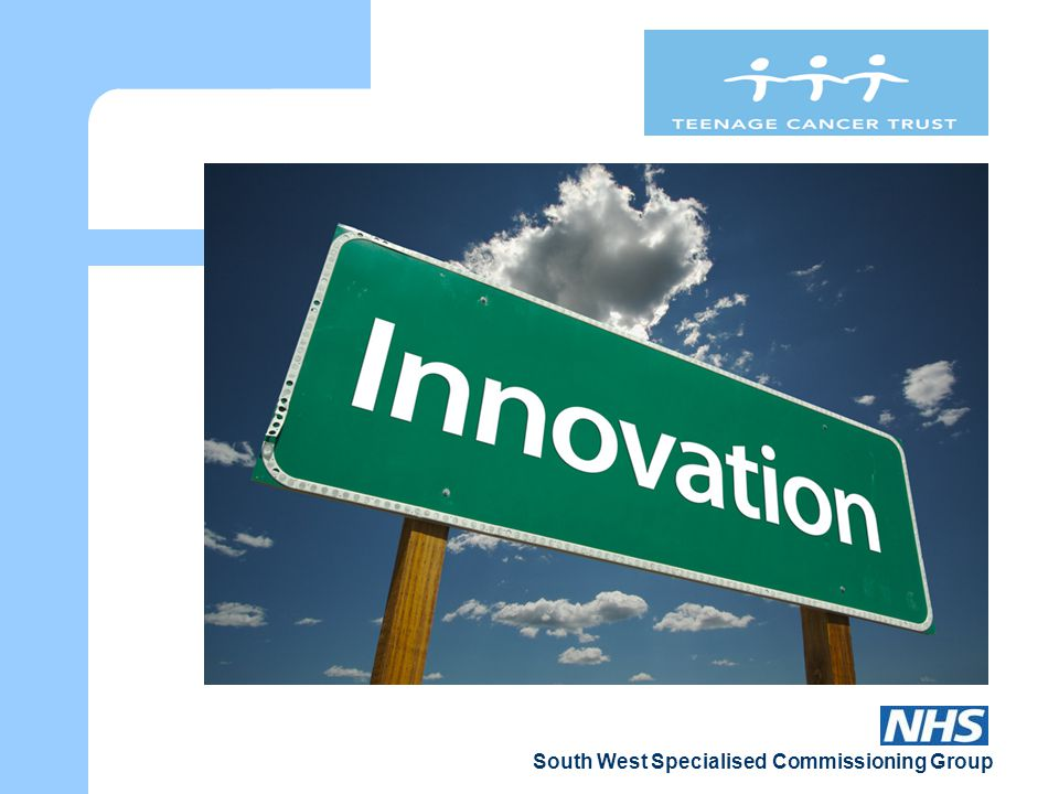 Next Steps (1) PTC and Shared Care partnership planning event > sharing plans and identifying common issues > agreeing way forward Scoping and planning for future designation of Shared Care Centres with PTC Workforce gap analysis and planning > future investment Discussions and appointment of Clinical Liaison posts Roll out of virtual online platform across South West > evaluation and audit > Staff training Further development of TYA MDaT SOPS in liaison with Shared Care Centres > TYA MDaT to include ALL South West patients